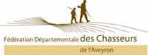 logo de la Fédération départementale des chasseurs de l'averyon