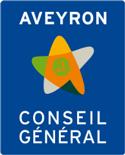 logo du conseil général de l'Aveyron